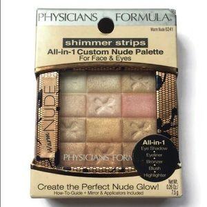 3/$15 Physicians Formula Shimmer Strips Palette